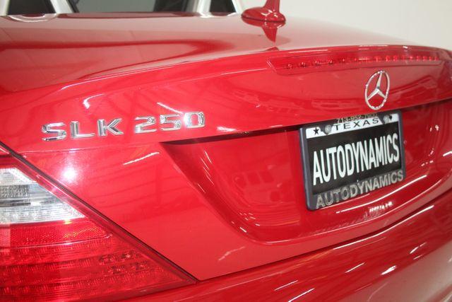 2015 Mercedes-Benz SLK 250 Houston, Texas 18