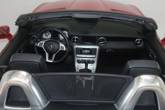 2015 Mercedes-Benz SLK 250 Houston, Texas 22