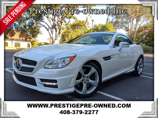 2015 Mercedes-Benz SLK 350 in Campbell, CA 95008