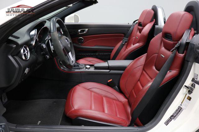 2015 Mercedes-Benz SLK 55 AMG Merrillville, Indiana 10