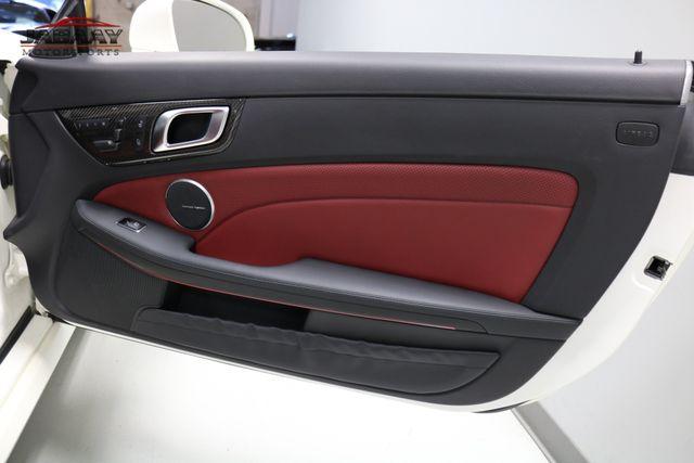 2015 Mercedes-Benz SLK 55 AMG Merrillville, Indiana 24