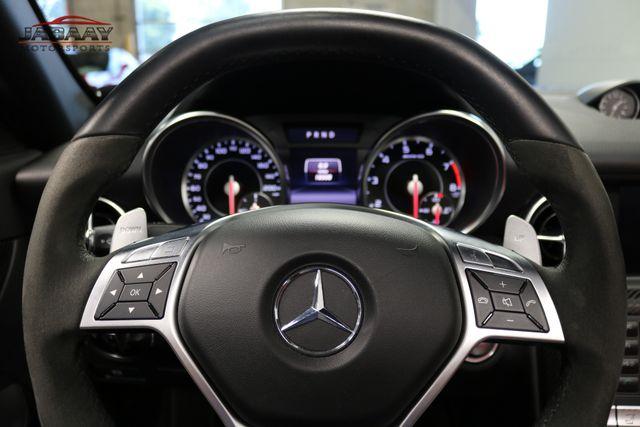 2015 Mercedes-Benz SLK 55 AMG Merrillville, Indiana 16