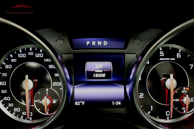 2015 Mercedes-Benz SLK 55 AMG Merrillville, Indiana 17