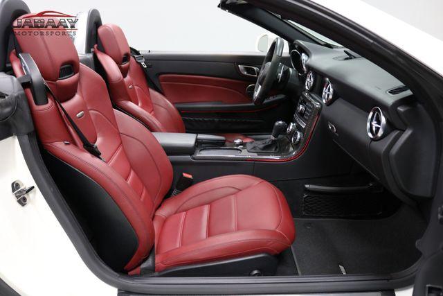 2015 Mercedes-Benz SLK 55 AMG Merrillville, Indiana 14
