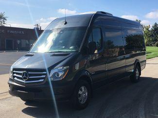 2015 Mercedes-Benz Sprinter 2500 Passenger Vans Chicago, Illinois 1