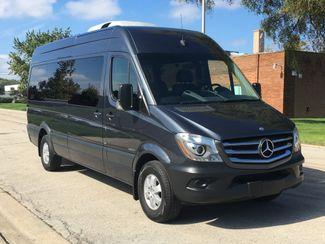 2015 Mercedes-Benz Sprinter 2500 Passenger Vans Chicago, Illinois