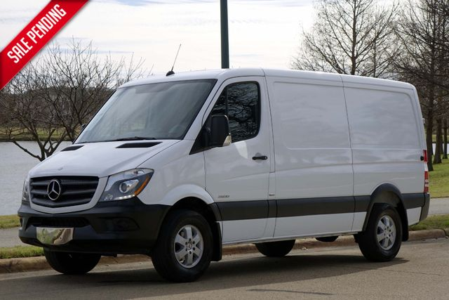 2015 Mercedes-Benz Sprinter Cargo Vans 144 Wheelbase Cargo Van in Dallas, Texas 75220
