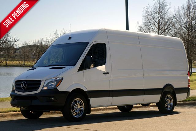 2015 Mercedes-Benz Sprinter Cargo Vans 170 Wheelbase High Roof Cargo Van in Dallas, Texas 75220