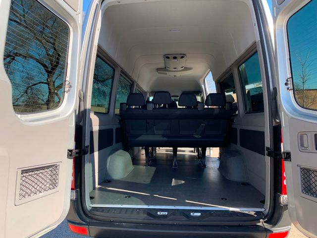 2015 Mercedes-Benz Sprinter Passenger Vans Chicago, Illinois 4