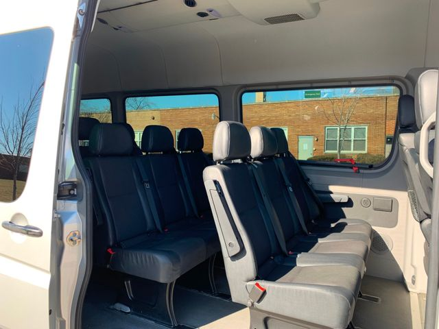 2015 Mercedes-Benz Sprinter Passenger Vans Chicago, Illinois 6