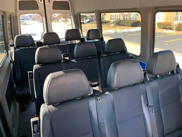 2015 Mercedes-Benz Sprinter Passenger Vans Chicago, Illinois 8