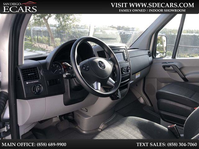 2015 Mercedes-Benz Sprinter Passenger Vans in San Diego, CA 92126