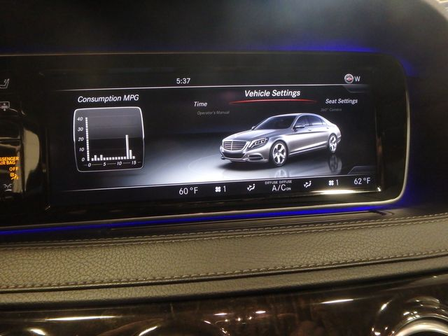 2015 Mercedes S-550 4-Matic READY TO IMPRESS, STUNNING MACHINE Saint Louis Park, MN 8