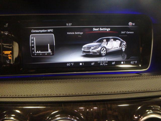 2015 Mercedes S-550 4-Matic READY TO IMPRESS, STUNNING MACHINE Saint Louis Park, MN 19