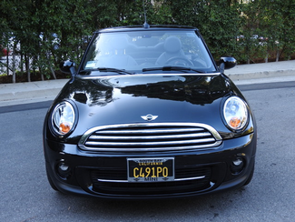 2015 Mini Convertible One Owner Low Miles Factory Warranty  city California  Auto Fitness Class Benz  in , California