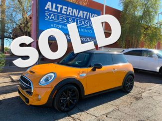 2015 Mini Cooper S 3 MONTH/3,000 MILE NATIONAL POWERTRAIN WARRANTY Mesa, Arizona