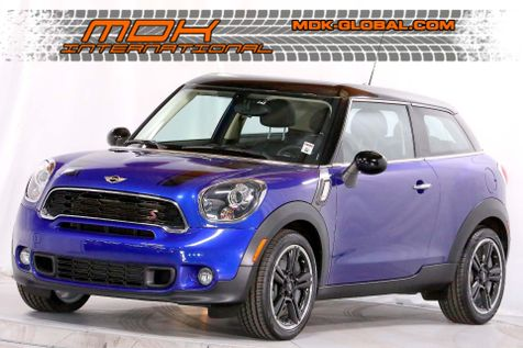 2015 Mini Paceman S - Sport - Navigation - Manual - New tires in Los Angeles
