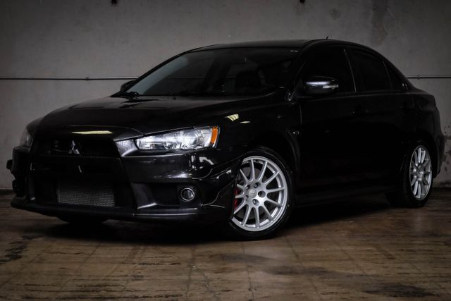 2015 Mitsubishi Lancer Evolution GSR in Addison, TX 75001