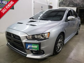 2015 Mitsubishi Lancer Evolution MR Touring AWD in Dickinson, ND 58601