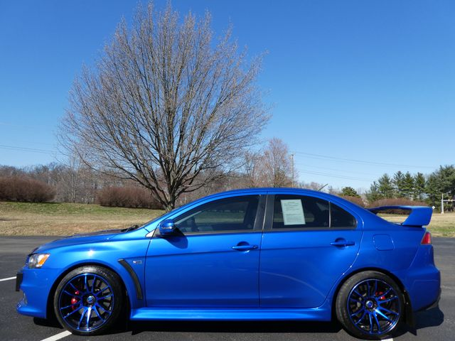 2015 Mitsubishi Lancer Evolution GSR Leesburg, Virginia 4