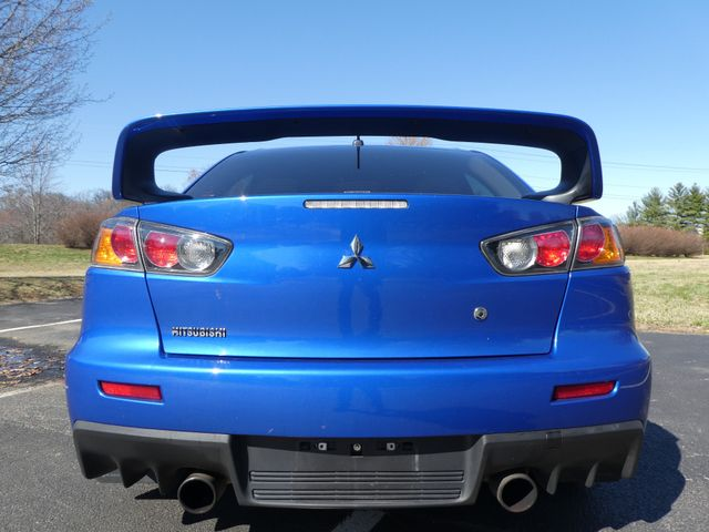 2015 Mitsubishi Lancer Evolution GSR Leesburg, Virginia 7