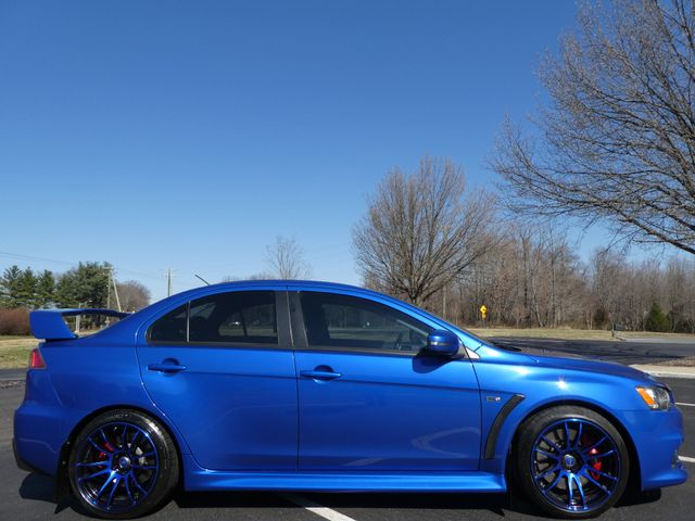 2015 Mitsubishi Lancer Evolution GSR Leesburg, Virginia 5
