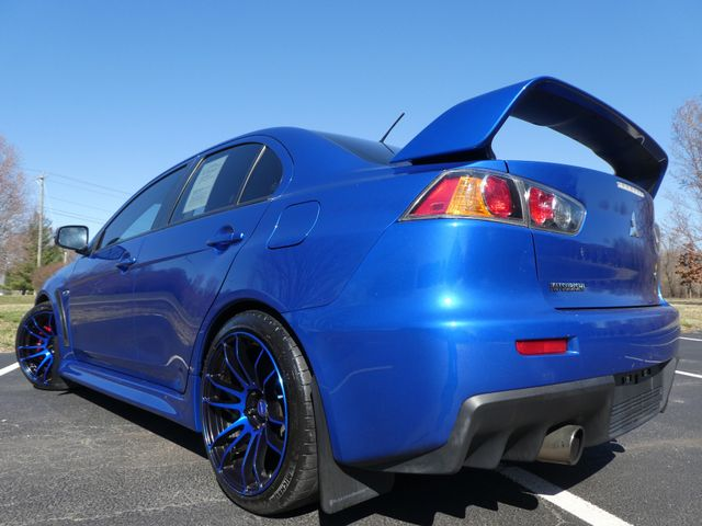 2015 Mitsubishi Lancer Evolution GSR Leesburg, Virginia 3