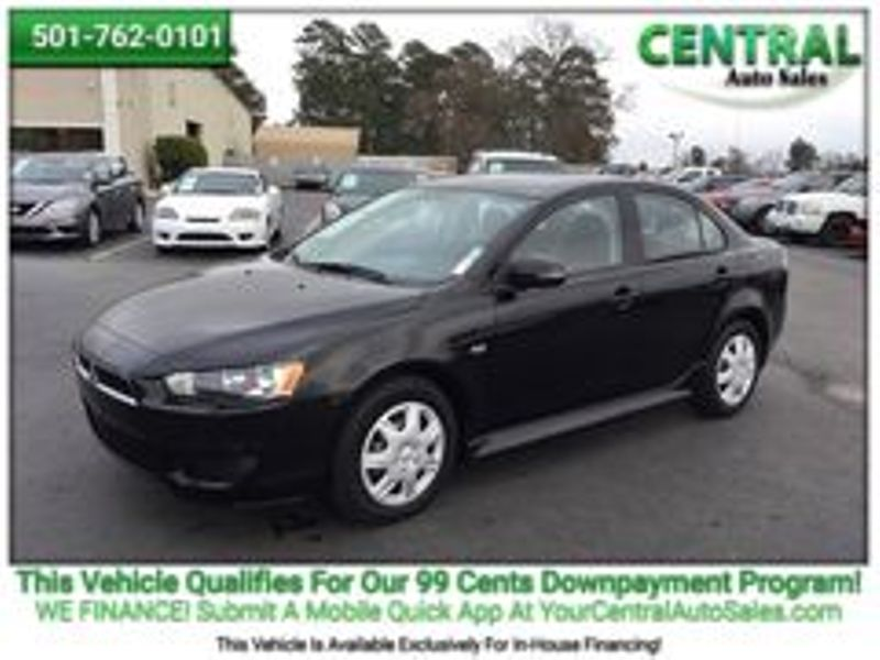 2015 Mitsubishi Lancer ES | Hot Springs, AR | Central Auto Sales in Hot Springs AR