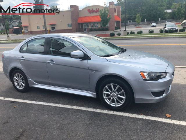 2015 Mitsubishi Lancer ES Knoxville , Tennessee 1
