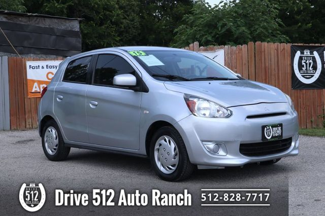 2015 Mitsubishi MIRAGE Automatic GAS SAVER