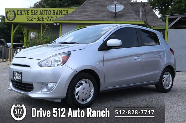 2015 Mitsubishi MIRAGE Automatic GAS SAVER in Austin, TX 78745