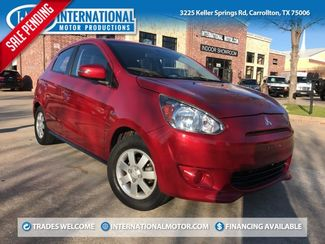 2015 Mitsubishi Mirage ES ONE OWNER in Carrollton, TX 75006
