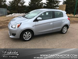 2015 Mitsubishi Mirage ES Farmington, MN