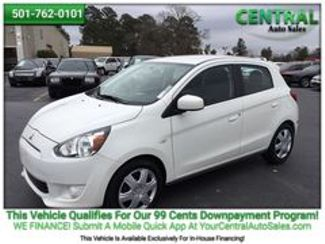 2015 Mitsubishi MIRAGE    Hot Springs, AR   Central Auto Sales in Hot Springs AR