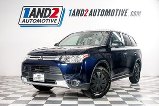 2015 Mitsubishi Outlander ES in Dallas TX