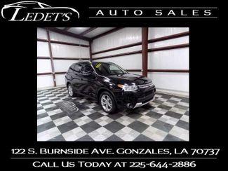 2015 Mitsubishi Outlander SE - Ledet's Auto Sales Gonzales_state_zip in Gonzales