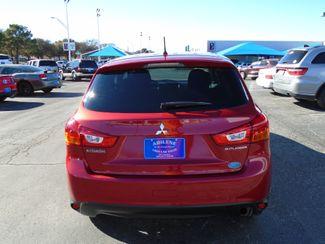 2015 Mitsubishi Outlander Sport ES  Abilene TX  Abilene Used Car Sales  in Abilene, TX
