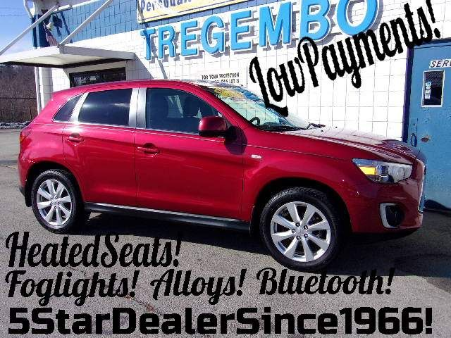 2015 Mitsubishi Outlander Sport SE in Bentleyville, Pennsylvania 15314