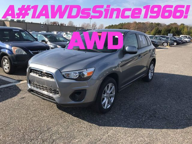 2015 Mitsubishi Outlander Sport AWD ES in Bentleyville, Pennsylvania 15314