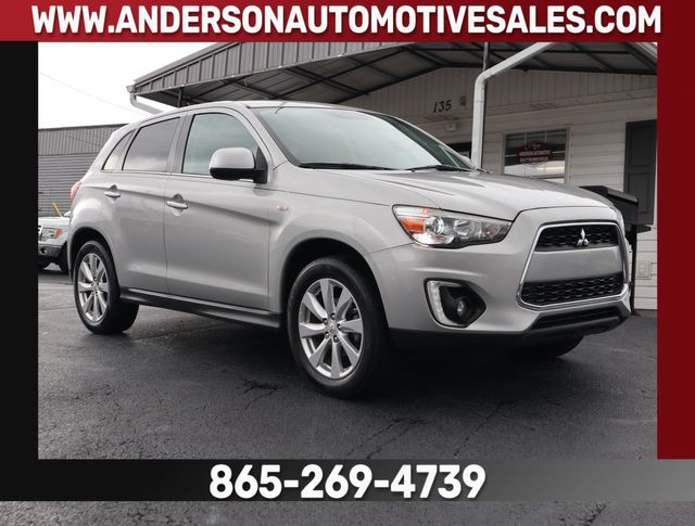 2015 Mitsubishi Outlander Sport SE in Clinton, TN 37716