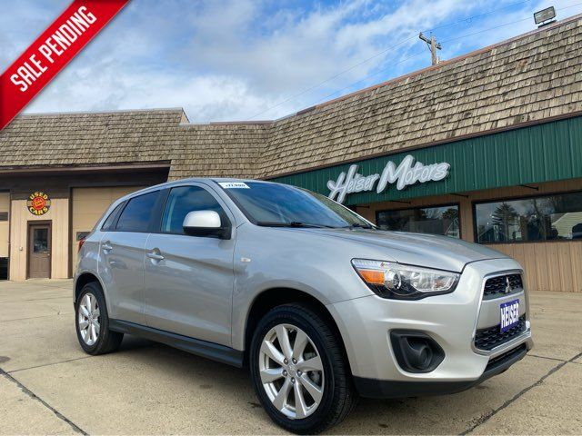 2015 Mitsubishi Outlander Sport ES ONLY 51,000 Miles in Dickinson, ND 58601