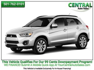 2015 Mitsubishi Outlander Sport ES | Hot Springs, AR | Central Auto Sales in Hot Springs AR