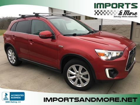 2015 Mitsubishi Outlander Sport 2.4 GT in Lenoir City, TN
