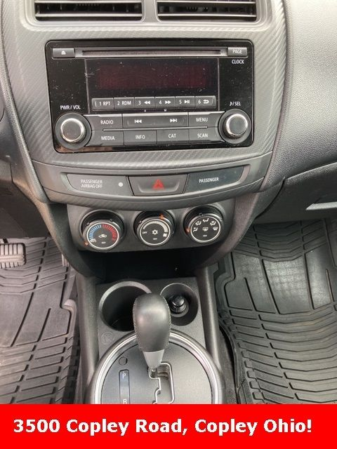 2015 Mitsubishi Outlander Sport ES in Medina, OHIO 44256