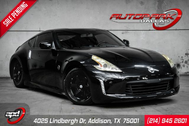 2015 Nissan 370Z Lowered, Tomei Exhaust, and MORE