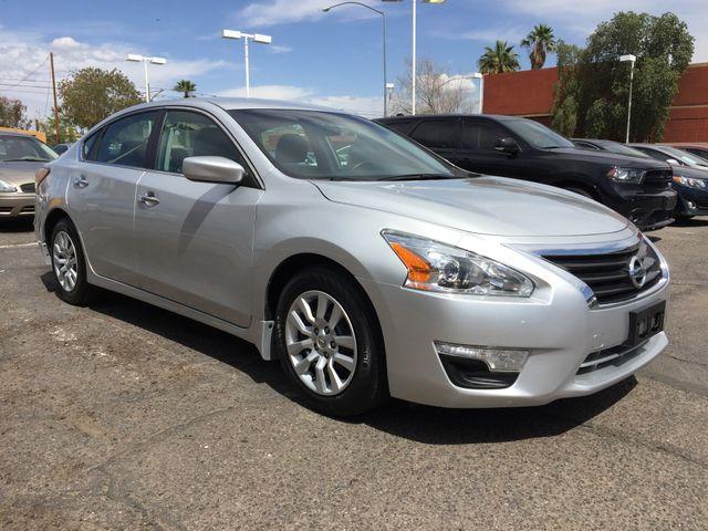 2015 Nissan Altima 2.5 S 5 YEAR/60,000 MILE FACTORY POWERTRAIN WARRANTY Mesa, Arizona 6