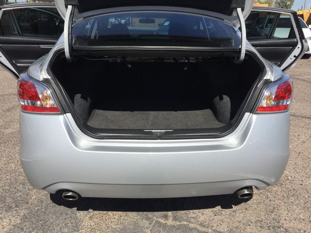 2015 Nissan Altima 2.5 S 5 YEAR/36,000 MILE FACTORY POWERTRAIN WARRANTY Mesa, Arizona 11