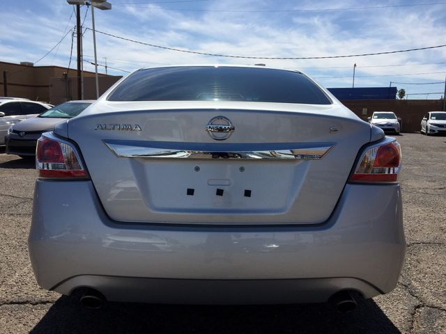 2015 Nissan Altima 2.5 S 5 YEAR/36,000 MILE FACTORY POWERTRAIN WARRANTY Mesa, Arizona 3
