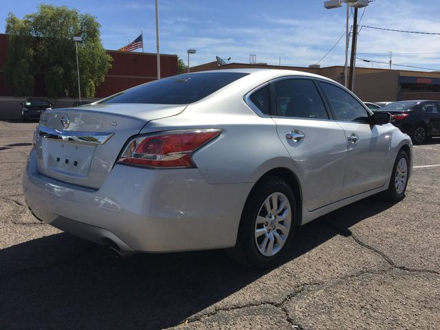 2015 Nissan Altima 2.5 S 5 YEAR/36,000 MILE FACTORY POWERTRAIN WARRANTY Mesa, Arizona 4