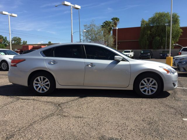 2015 Nissan Altima 2.5 S 5 YEAR/36,000 MILE FACTORY POWERTRAIN WARRANTY Mesa, Arizona 5